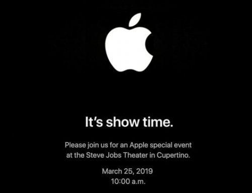 "Apple ประกาศจัดงาน ""It's Show Time"" ในวันที่ 25 มีนาคมนี คาดเปิดบริการสตรีมมิ่งวิดีโอ"