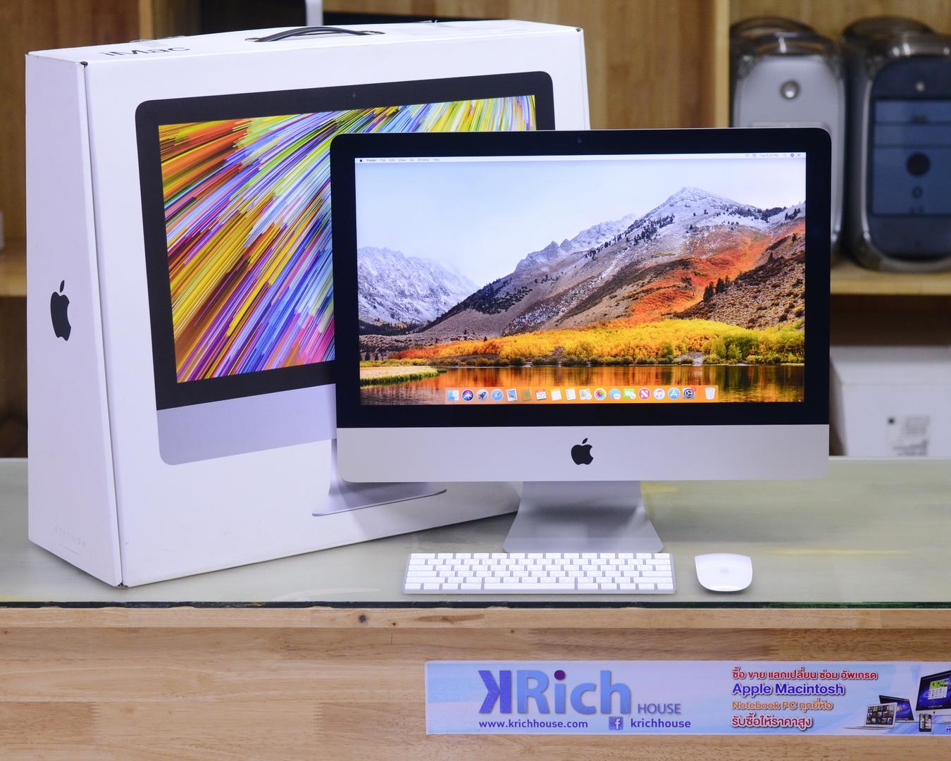 iMac Retina 4K 21.5-inch 2017 / Quad-Core i5 3.0GHz RAM ...