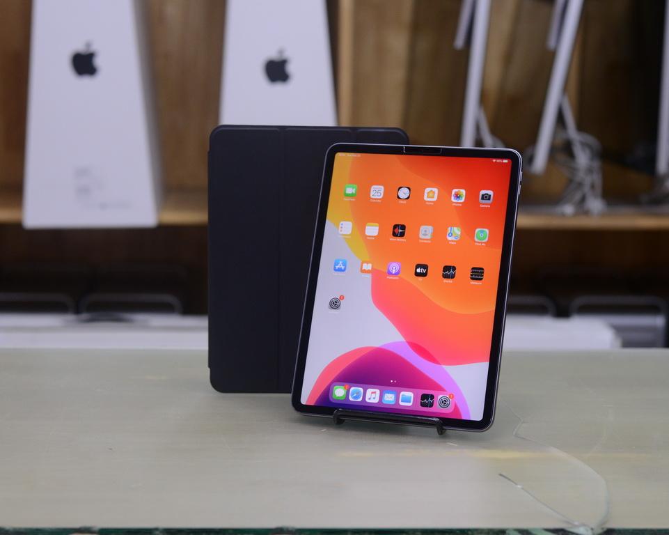 iPad Pro 11-inch 256GB Wi-Fi ( Space Grey ) Apple Warranty ...