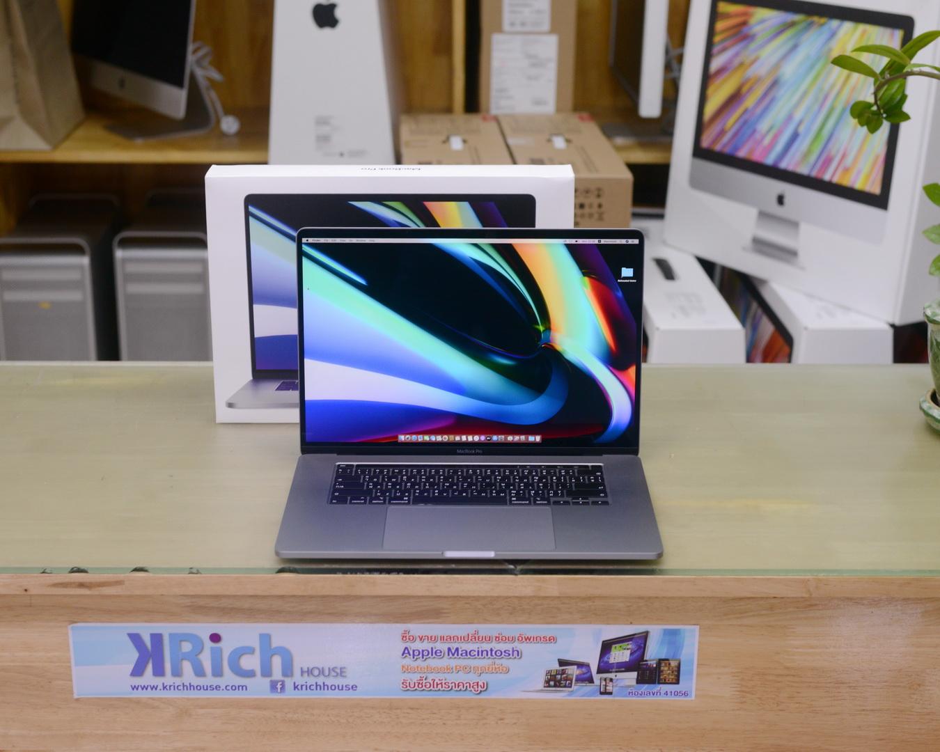 MacBook Pro Retina 16-inch 2019 (Space Grey) 6-Core i7 2 ...