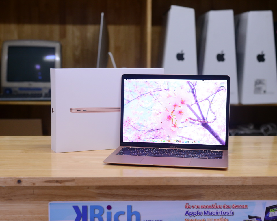 MacBook Air 13-inch Apple M1 8-Core RAM 8GB. SSD 256GB ...